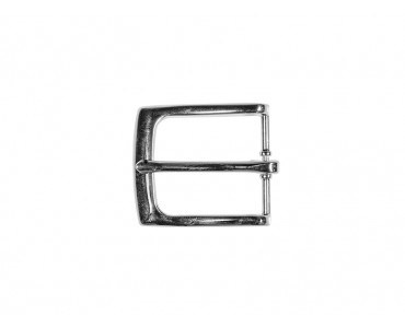 Steel Dress Belt Buckle