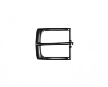 Black Dress Belt Buckle