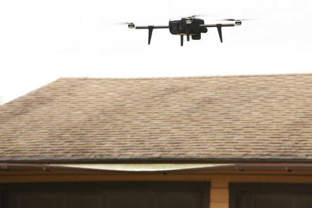 Privacy From Drones