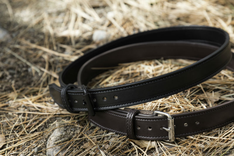 best leather gun belt