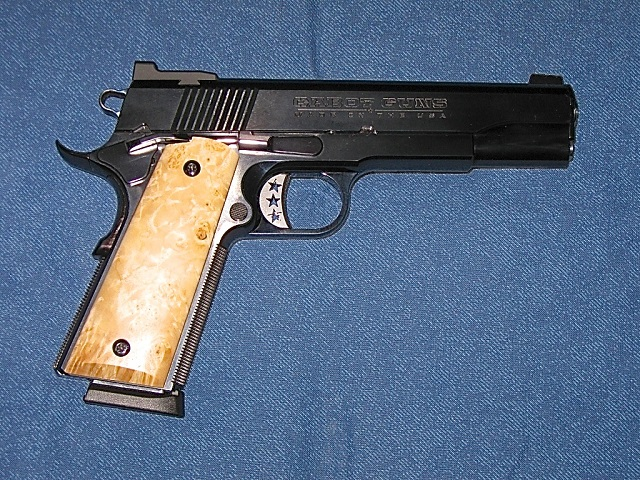 Southpaw version of 1911