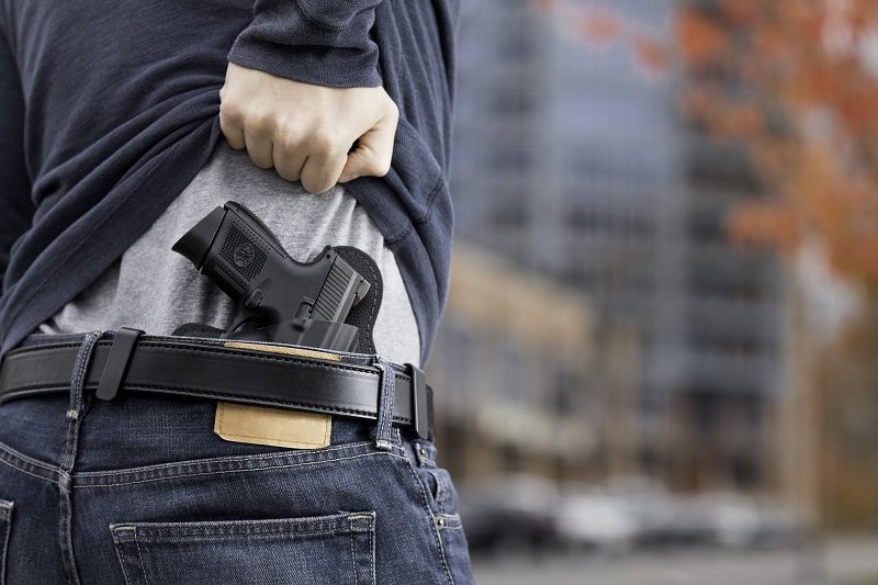 concealed carry comfortably