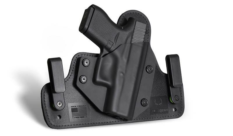 holster with trigger guard