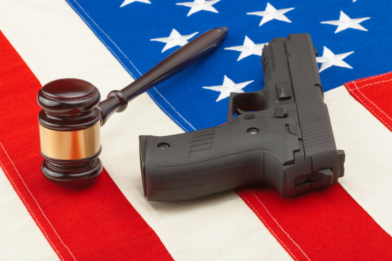 regulations for firearms