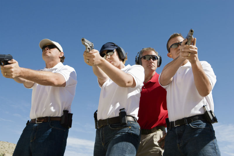 firearms training importance