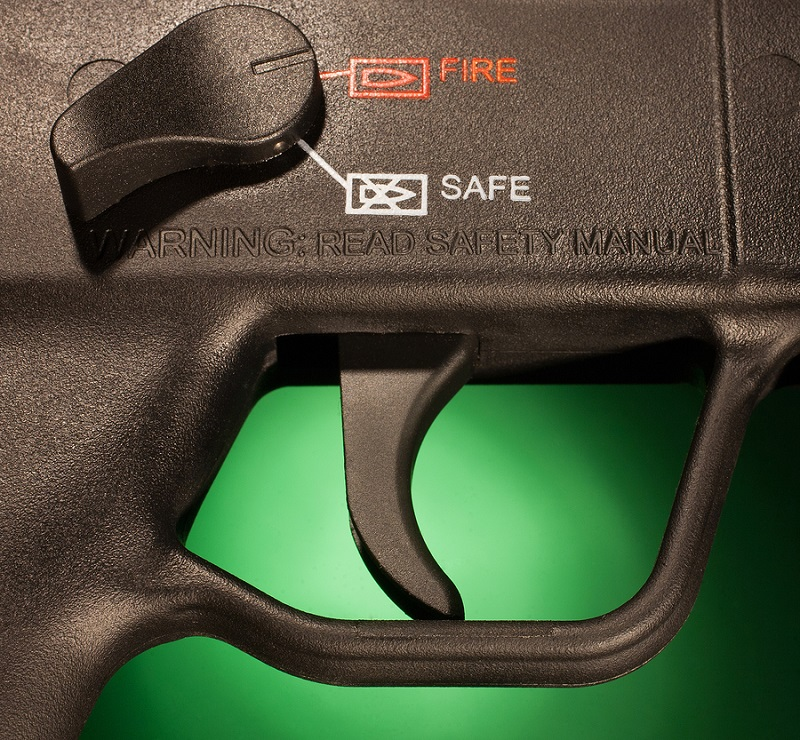 manual trigger safety