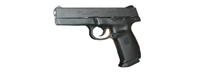 M&P9 for Home Defense