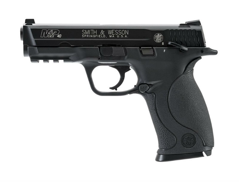smith and wesson police gun