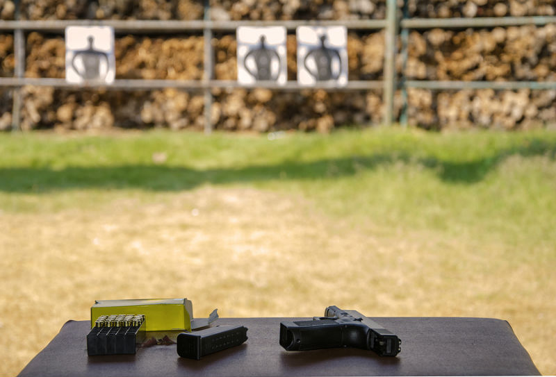 concealed carry target shooting