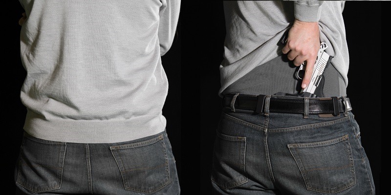 tips to get wallet out with a ccw