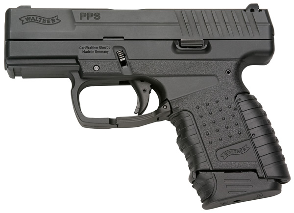walther pps single stack 9mm