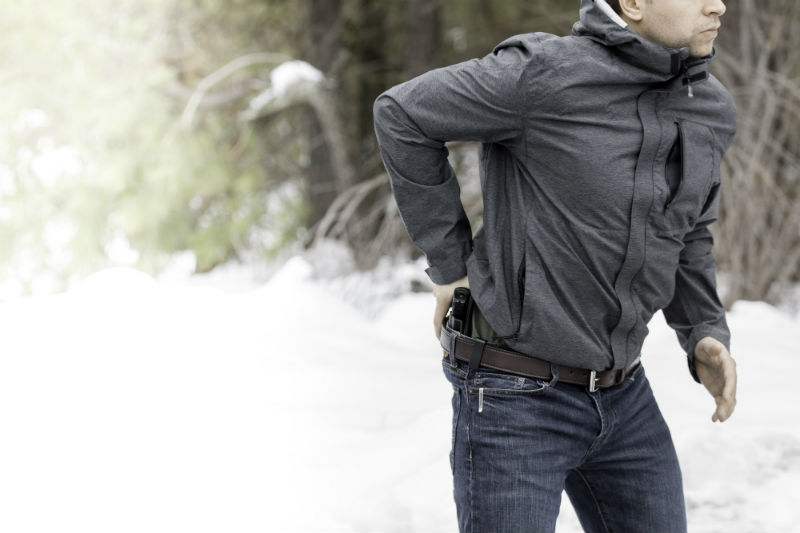 losing your ccw license